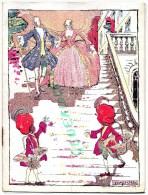 75- PARIS - PROGRAMME LA SCALA - THEATRE DE LA CHANSON- HENRI DARCET-CLAIRE FRANCONAY-PUB DELAHAYE-PIERROT GOURMAND- - Programmes
