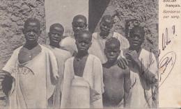 Carte Postal  Soudan Bamaras Pur Sang - Soudan