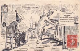 22461 Folklore Badinages Poitevins Village Reproches Quarante Ans  -lit Coucher Amour Sexe