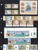 NORFOLK ISLAND 1994 Jahrgang ** Postfrisch - Ile Norfolk