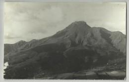 MARTINIQUE Carte Photo De La Montagne Pelée - Martinique