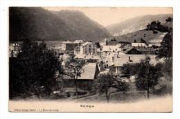 Val De Travers Vue Partielle Sur Ancienne Commune De Noiraigue Noiraigues Ecrite En 1910 Edit G Dubois - NE Neuchatel