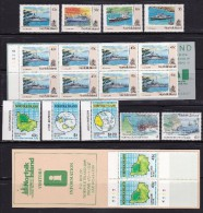 NORFOLK ISLAND 1991 Jahrgang ** Postfrisch - Ile Norfolk