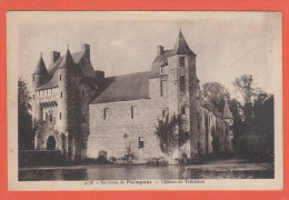 CAMPENEAC --> Châteu De Trécesson - France