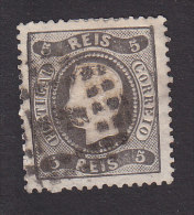Portugal, Scott #25, Used, King Luiz, Issued 1867 - 1862-1884 : D.Luiz I