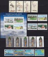 NORFOLK ISLAND 1983 Jahrgang ** Postfrisch - Ile Norfolk