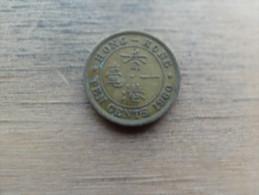Hong Kong  10 Cents  1960  Km28 1 - Hong Kong