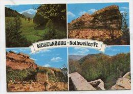 GERMANY - AK 187937 Wegelnburg - Nothweiler / Pf. - Andere