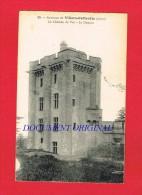 Aisne - Environs De VILLERS COTTERETS - Le Château De VEZ - Le Donjon - France