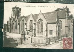N°3  -  Lannion  ( Cote Du Nord ) - église St Jean Du Baly    Dap12 - Lannion
