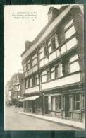 N°8  -  Lannion  ( Cote Du Nord ) -    Rue Geoffroy De Pontblanc - Vieilles Maisons     Dap13 - Lannion