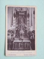 ALTAAR Van O.L.V Van Het H. Hart Te SITTARD ( Photo CDV J. PHENNINGS - W. GREIN VONK / Zie Details Foto ) ! - Photos