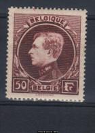 10793 291 D * Montenez 50 Fr Met Scharnier - 1929-1941 Grand Montenez