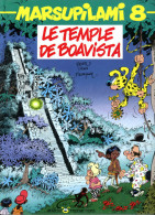 Marsupilami 8 - Le Temple De Boavista (Hardcover) - Marsupilami