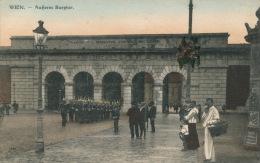 AUTRICHE - VIENNE - WIEN - Äusseres Burgtor (défilé Soldats Prussiens) - Vienne