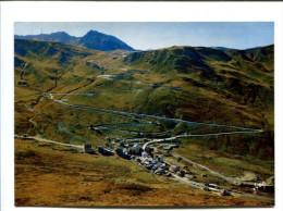 CP - ANDORRE  PORT D ENVALIRA - Andorre