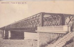 Cremona - Ponte di Ferro sul Po