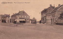 Bellaire 4: Place Léonard Et Le Monument - Beyne-Heusay