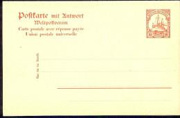 LBL19 - COLONIES ALLEMANDES - DEUTSCH NEU GUINEA - EP CPRP 10p+10p  NEUVE - Kolonie: Duits Nieuw-Guinea