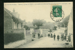 PIHEN -62- ENTREE DU VILLAGE - A 100 METRESS DE LA HALTE DU CHEMIN DE FER DE CALAIS - 1909 !!! - France