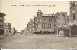 BRAY DUNES - Boulevard International (circulée) - France