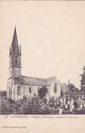 22476 LE GUEHENNO - L'eglise Le Calvaire Le Cimetiere Et L'ossuaire -1790 Laurent-nel Rennes - France