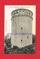 Aisne - COUCY LE CHATEAU - Le Donjon Avant La Guerre - France