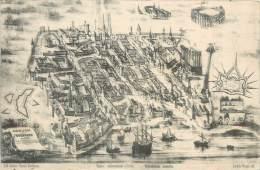 PLAN DE LA VILLE DE BORDEAUX - Bordeaux
