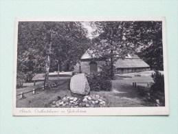 Oudheidskamer En Gedenksteen ( N° 13 ) Anno 1946 ( London Postcard Centre / Zie Foto Details ) !! - Almelo