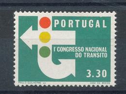 Portugal  N°956** Congrès De La Circulation Routière - Unused Stamps