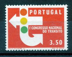 Portugal  N°957** Congrès De La Circulation Routière - Unused Stamps