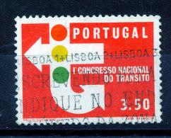 Portugal N°957  Congrès De La Circulation Routière - Used Stamps