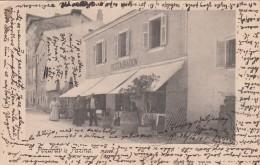 Pisino, Pazin. - Pozdrav Iz Pazina - Used Inizio 900 - Croatia