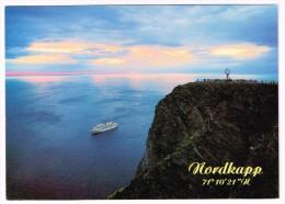 M1013 Norway Norge - Nordkapp - Navi Ships Bateaux / Viaggiata 1998 - Norwegen