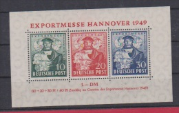 HONNOVER    EXPORTMESSE   1949   //   BLOC # 1   //  NEUF**  //  COTE 110 € - [5] Berlin