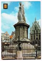M1017 Mechelen - Standbeeld Margaretha Van Oostenrijk / Viaggiata 1982 - Mechelen
