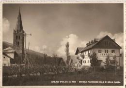 Torino - Salice D'Ulzio Chiesa Parrocchiale E Gran Baita - Other