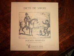 Poemes Missives (Dicts De Savoie) - Poésie