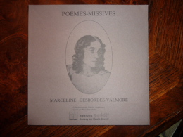 Poemes Missives (Poemes Missives) - Poésie