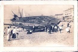 Sous Marin Allemand -u118- échoué à Hastings -carte Photo - Guerra 1914-18