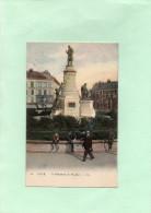LILLE - Le MONUMENT De PASTEUR - Lille