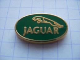 PIN' S LOGO JAGUAR - Jaguar