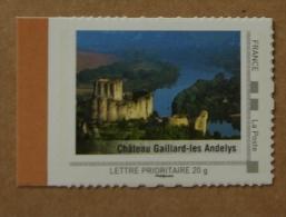 LFV1 La Haute-Normandie  : Château Gaillard-les Andelys (autocollant) - Autoadesivi