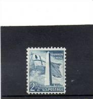 USA127 - STATI UNITI 1954 2,5 CENT. - Oblitérés
