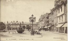GUINGAMP, LA PLACE DU CENTRE - LL. SCAN R/V - Guingamp