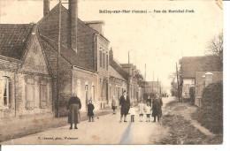 BELLOY SUR MER - Rue Du Maréchal Foch - En état - Other Municipalities