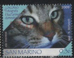 21786 San Marino 2009  Animali Domestici  € 0.36 Usato - Usati