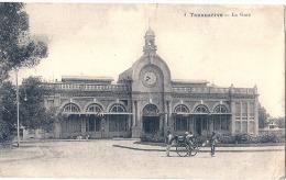 MADAGASCAR -  TANANARIVE La Gare - Timbrée TTB - Madagascar