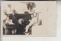 RUSSLAND, 1.Weltkrieg, Photo-Ak, Bauernstube - Russland