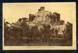 CPA , LA ROCHEPOT. Le Chateau Avant Sa Restauration . Voir Recto - Verso    (R788) - France